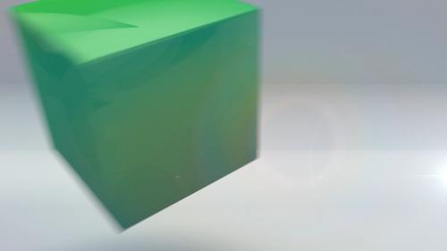 Corporate Cube Logo - 1