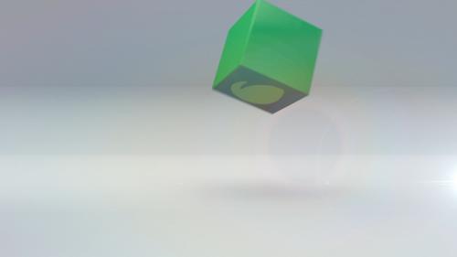 Corporate Cube Logo - 2