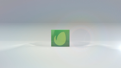 Corporate Cube Logo - 3